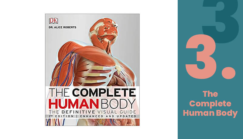 The Complete Human Body Best Anatomy Book