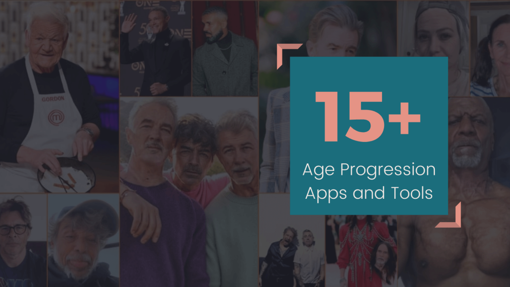 Featured Image- 15+ Best Age Progression Apps For Android, iOS And Web